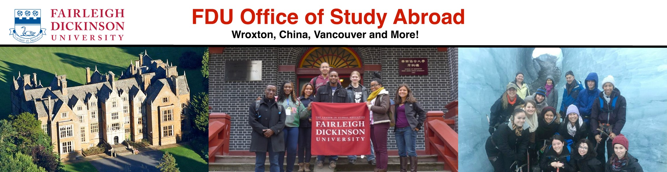 Study Abroad - Fairleigh Dickinson University